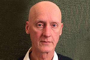 Huvudsekreterare Arne V Johansson