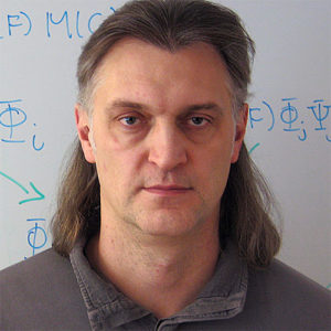 Volodymir Mazorchuk Foto: Privat